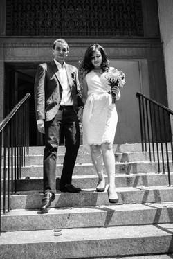 Civil wedding Nyc