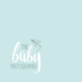 the baby photography logo