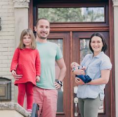 WIndsor Terrace Family Portrait