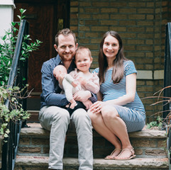 Bay Ridge Family Portrait