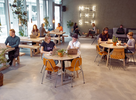 New to Oslo? Co-work to network