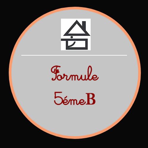 Formule 5émeB