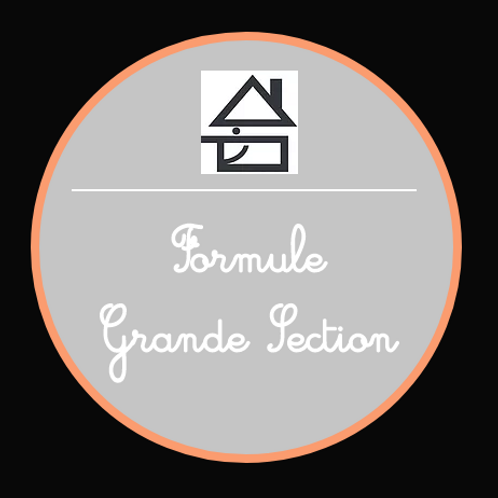 Formule Grande Section