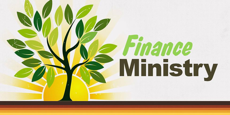 Church Treasurer and Financial Secretary Training Event