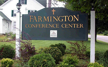 Farmington Conference Center Sign