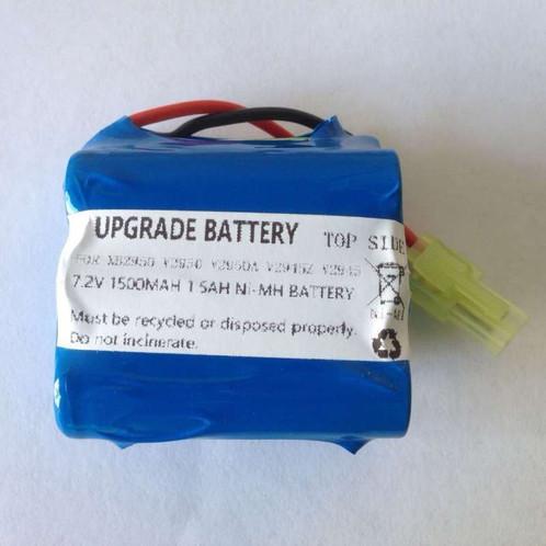 7 2v Battery For Shark V2945 V2950 Series Floor Amp Carpet