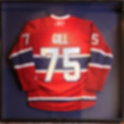 Jersey framing is just one example of what we do!