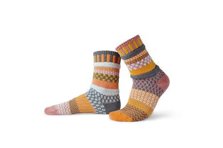 "Crew Socks: ""Buckwheat"""