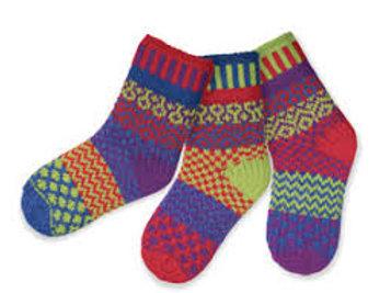 "Kids Socks: ""Dragonfly"" (set of 3)"