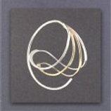 Earring - Sterling Silver/Gold Filled Hoop      JR-501