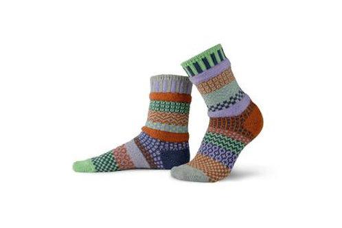 "Crew Socks: ""Juniper"""