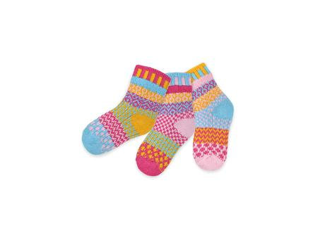 "Kids Socks: Cuddlebug"" (set of 3)"