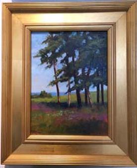 """Seaside Meadow""  oil  $275.jpg"