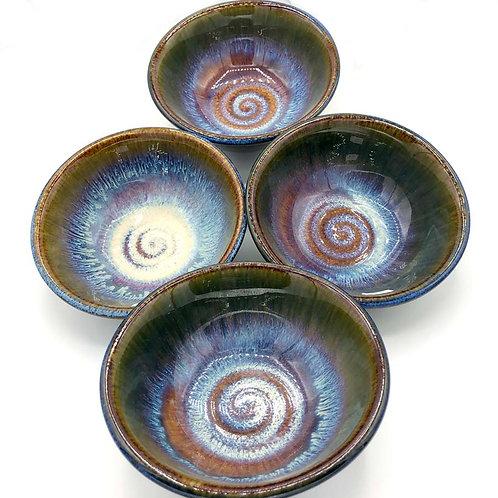 "Campbell Classic: Small bowls   6"" x 2.5""  CC913"