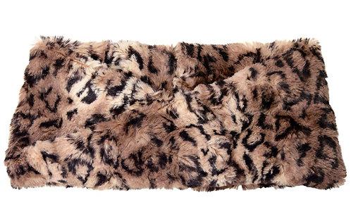 """Pandemonium Faux Fur Headband:""""Carpathian Lynx"""" MC791"""