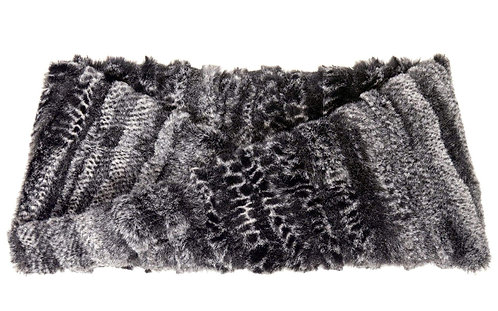 "Pandemonium Faux Fur Headband: ""Rattle N Shake"" MC792"