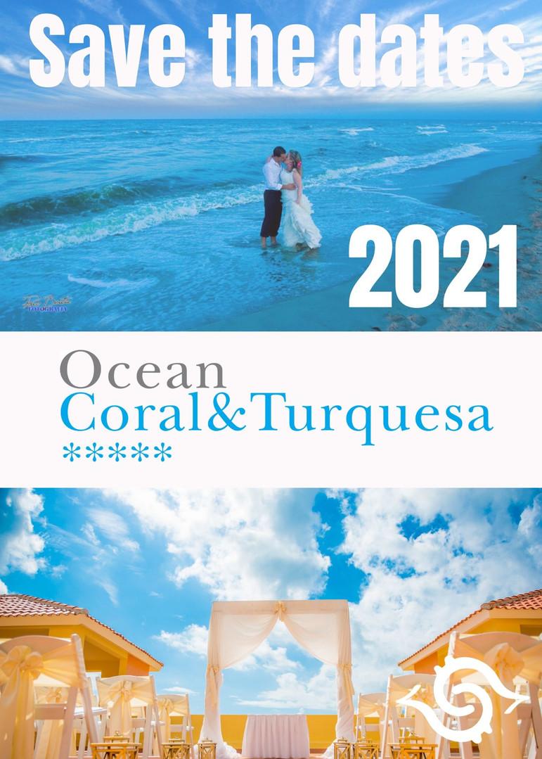 OCEAN CORAL Y TURQUESA 2021