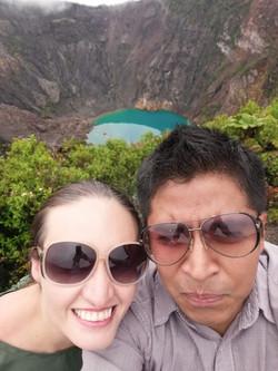 Volcán Irazú, CR
