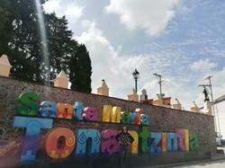 Santa María Tonantzintla