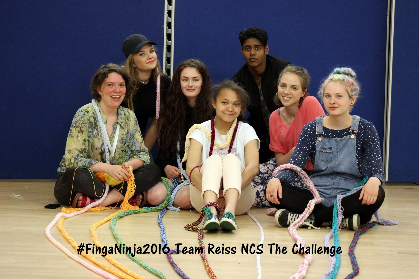 Finga Ninjas at NCS