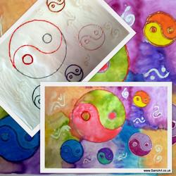 Silk Painting Workshop11