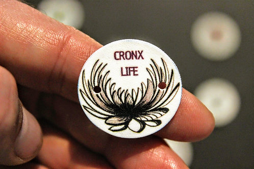 Bespoke couture buttons