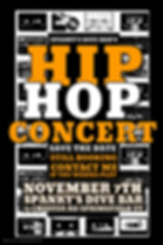 Copy of Hip Hop Concert - Made with Post