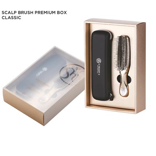 Coffret Scalp Brush Luxe Gold édition limitée