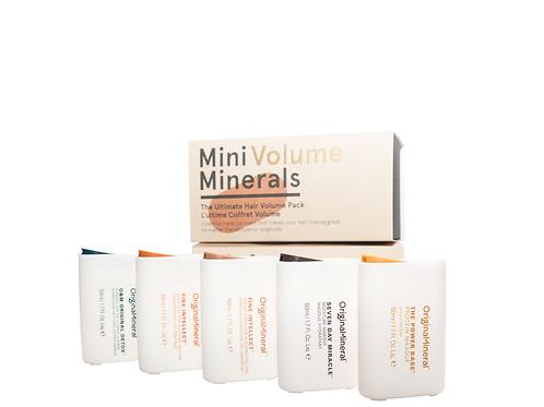 mini pack volume O&M