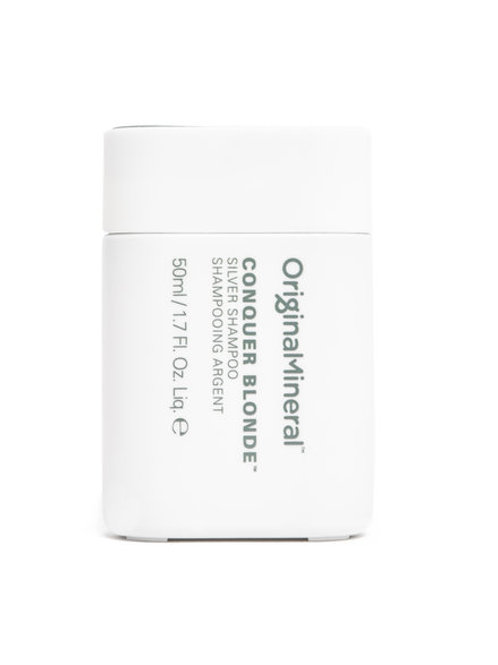 Mini Conquer Blonde Silver Shampooing 50ml