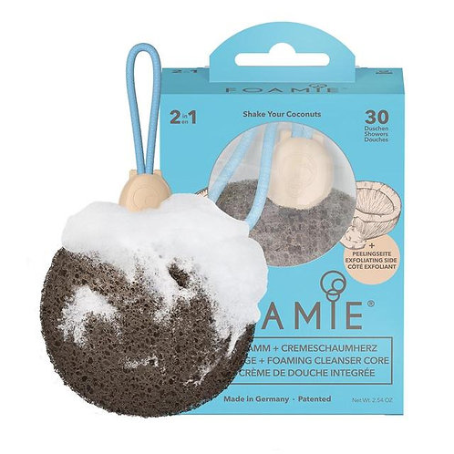 Éponge de douche savon intégré Coconuts
