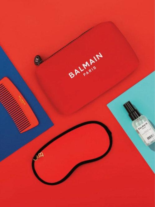 Balmain Cosmetic Bag Limited Edition - ensemble de soins