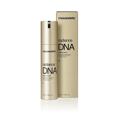 Crème de nuit DNA Radiance