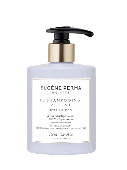Shampooing argent 1919