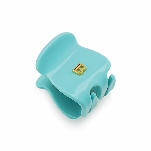 Mini Pince turquoise et plaqué Or