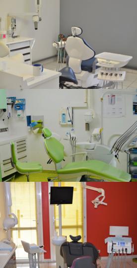 Les salles de soins