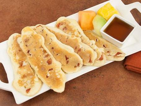 Sugardale Bacon Pancake Dunkers