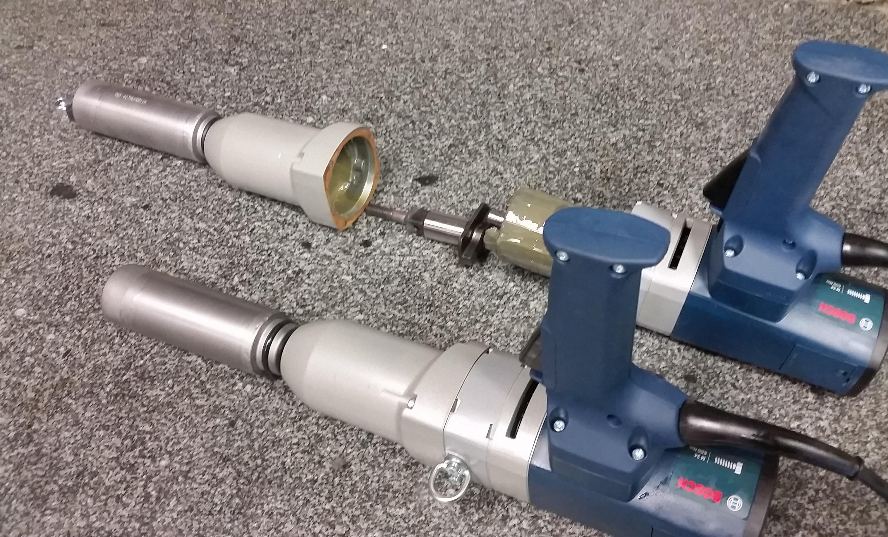 Modification outil de serrage