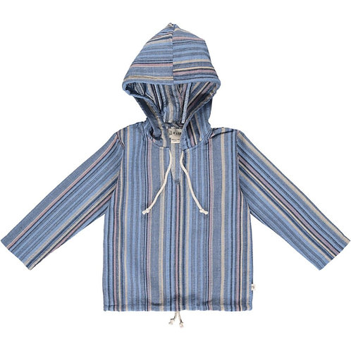 St. Ives Hooded Top