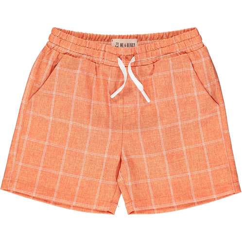 Surf Swim Shorts - Papaya
