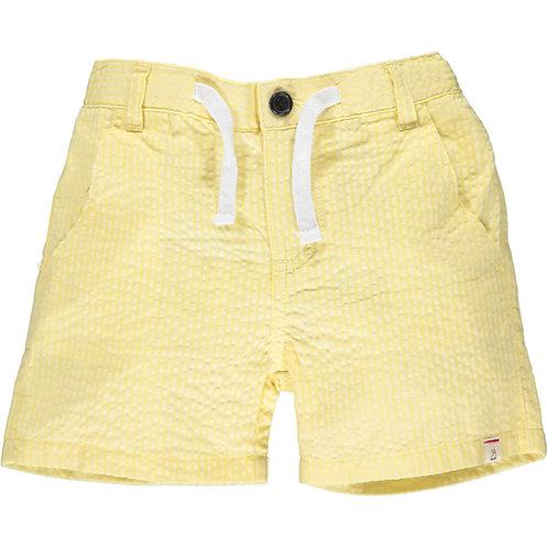 Crew Seersucker Shorts