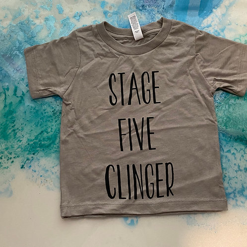 Stage Five Clinger Tee