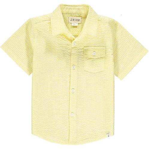 Newport Seersucker Shirt