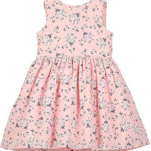 Jewel Dress - Pink Floral