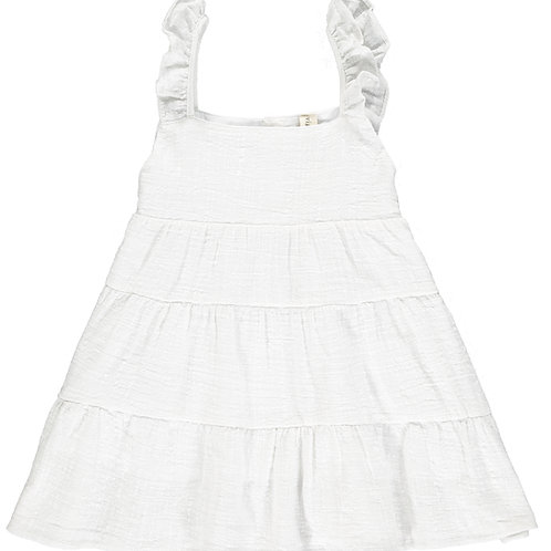Layla Dress - Ivory
