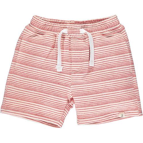 Bluepeter Shorts Red/White Stripe Infant