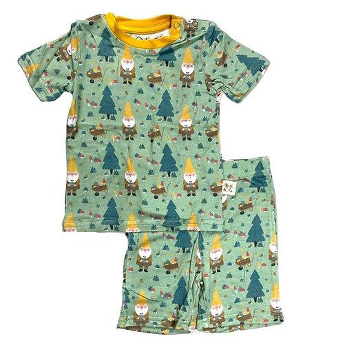 Kozi & Co Garden Gnome Short Set