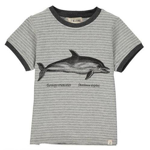 Falmouth Dolphin Tee
