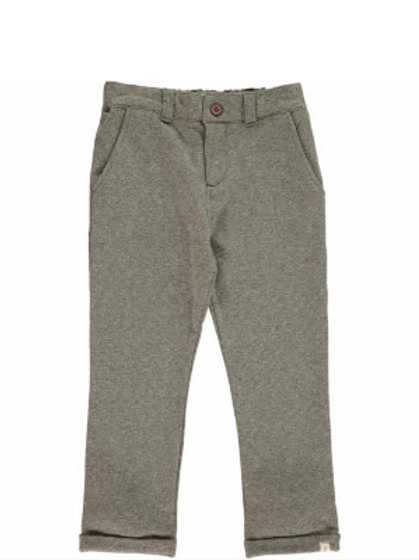 Gray Jersey Pants
