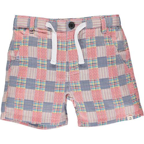 Crew Patchwork Shorts